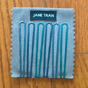 New Jane Tran Hair Barettes